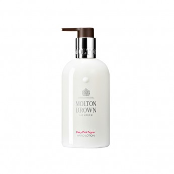 MOLTON BROWN HAND LOTION PINK PEPPERPOD 300ML