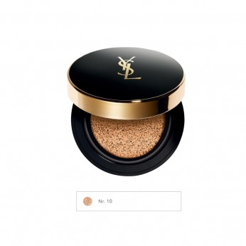 YVES SAINT LAURENT LE CUSHION ENCRE DE PEAU FOUNDATION NR.10